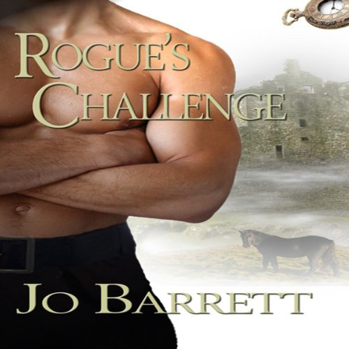 Rogue's Challenge audiobook cover art