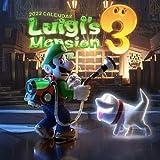 Luigi's Mansion 3 Calendar 2022: OFFICIAL game calendar. This incredible cute calendar july 2021 to december 2022 with high quality pictures .Gaming calendar 2021-2022. Calendar video games