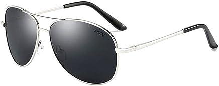 4580a24b0a AIDIXI Men women sunglasses Premium Military Style Classic Aviator  Sunglasses
