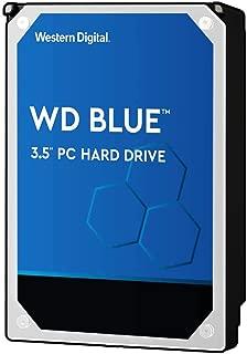 WD Blue 6TB PC Hard Drive - 5400 RPM Class, SATA 6 GB/S, 256 MB Cache, 3.5