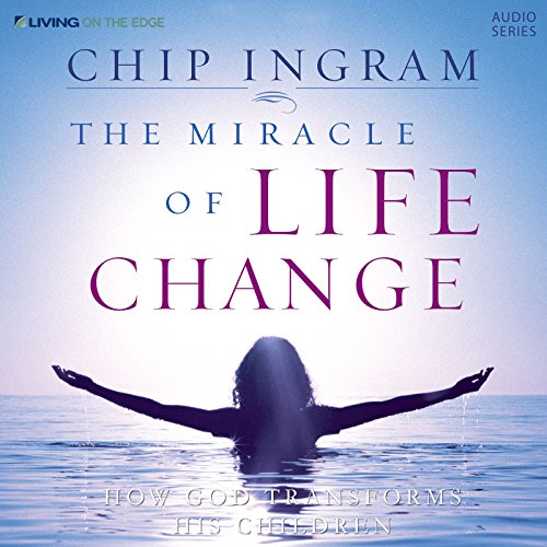 The Miracle of Life Change audiobook cover art