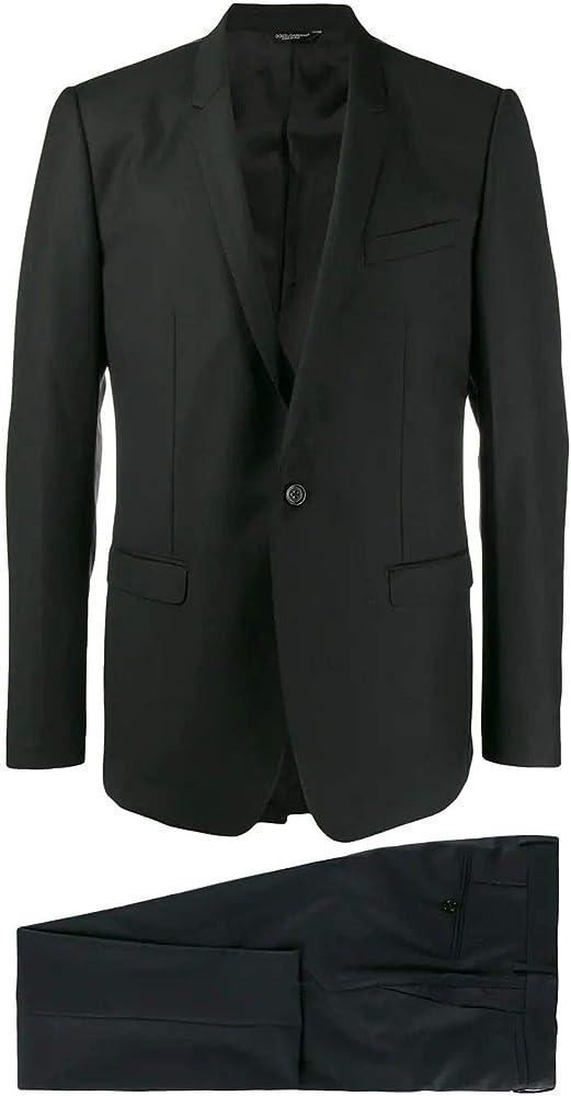 Dolce & gabbana luxury fashion,abito per uomo al 100 % lana GK0QMTFU2NFN0000
