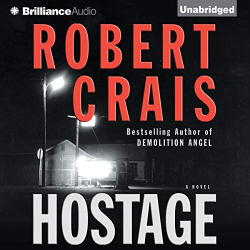 Hostage  By  cover art