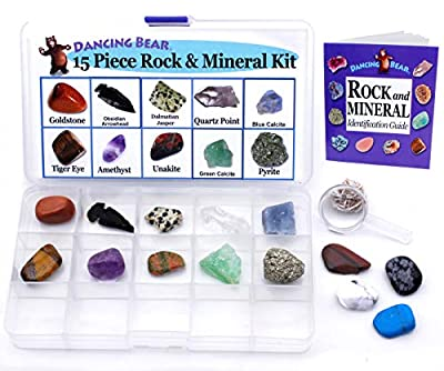 Dancing Bear Rock & Mineral Collection