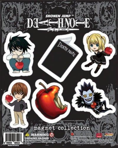 Great Eastern - BIJGEE025 - Figurine - Death Note - Magnet set art SD