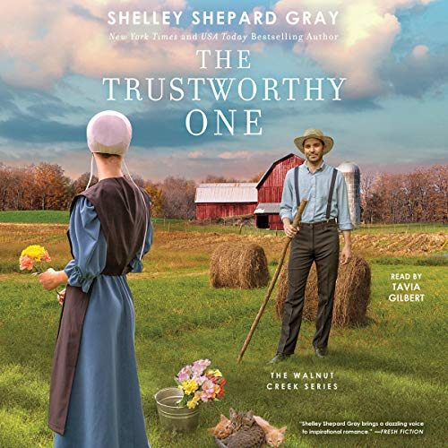The Trustworthy One audiobook cover art