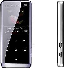 $72 » GMZS Portable Bluetooth MP3 Player, HiFi Fm Radio Mini USB Mp3 Portable Music Players, 32GB/8GB/16GB Bluetooth Player,16GB