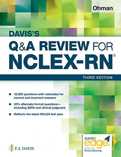Davis's Q&A Review for NCLEX-RN®