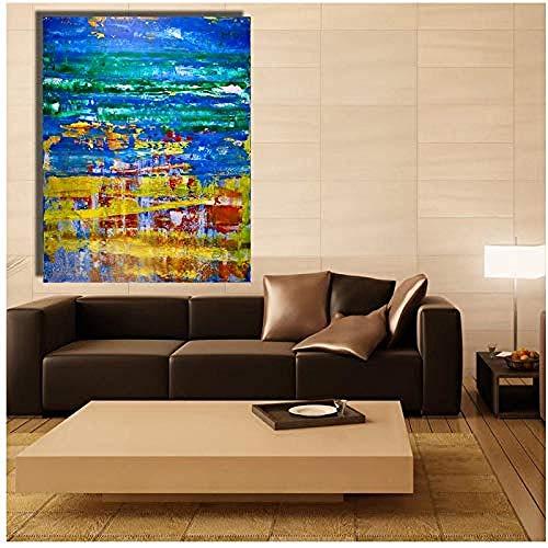 Canvas print,Spiegel abstracte kunst art prints schilderijen muur foto's voor woonkamer kunst de lijst Paintin schilderijen-40x50cm