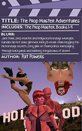 The Prop Master Adventures: The Prop Master, Books 1-4