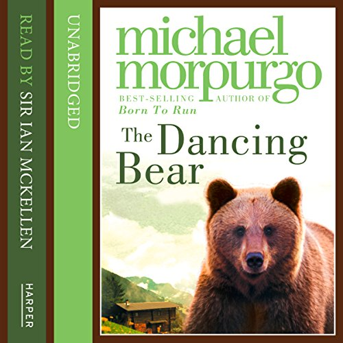 Page de couverture de Dancing Bear
