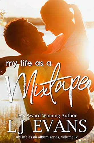 My Life as a Mixtape by LJ Evans ebook deal