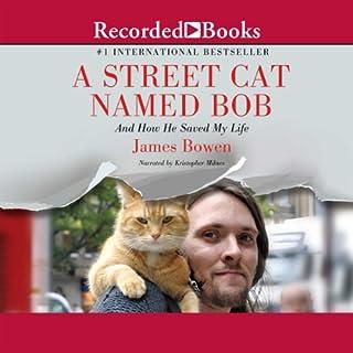 A Street Cat Named Bob cover art