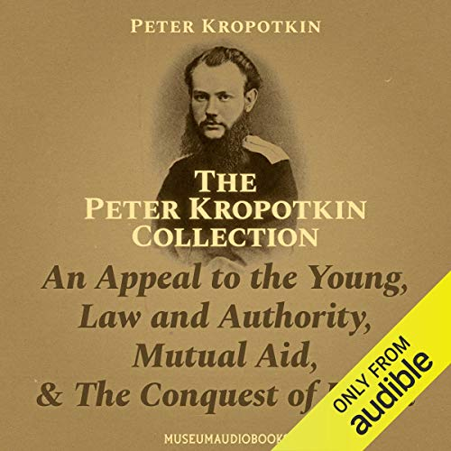 The Peter Kropotkin Collection cover art