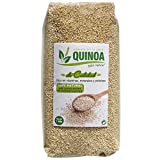 Guillermo Quinoa Blanca Superalimento 100% Natural 500gr - Pack (3)