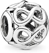 PANDORA Infinite Shine Charm, Sterling Silver, One Size
