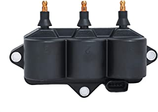 DEAL Set of 1 New High Performance Ignition Coil on Plug Pack Compatible With 98-05 Spark/Matiz 0.8L L3