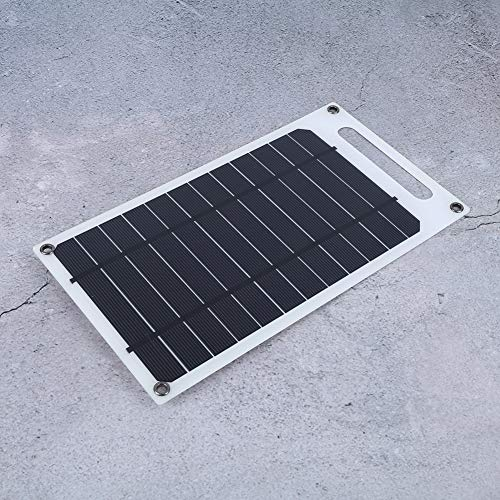 Alinory Waterproof Lightweight Outdoor Solar Panel, Reliable Solar Charging Board, Ultra‑Thin Portable Camping for Outdoor
