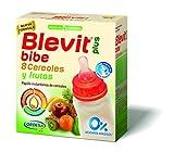 Blevit Plus Papilla 8 Cereales y Fruta Para Biberón, 1 unidad 600 gr. A partir de los 5 meses.