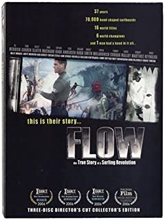 Flow - The True Story of a Surfing Revolution - Surfing Video on DVD Special Collector's Edition
