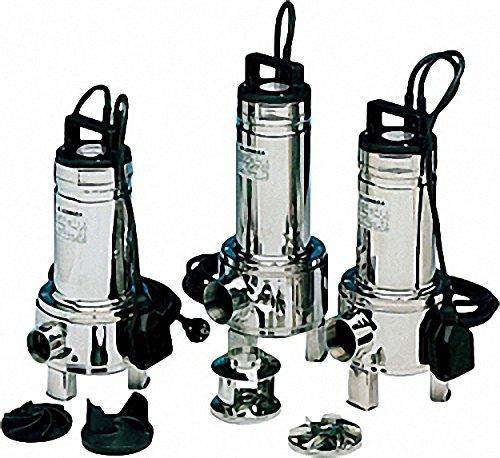 LOWARA Schmutzwasserpumpe TypDOMO 10-B mit Schwimmschalter 0-75kW
