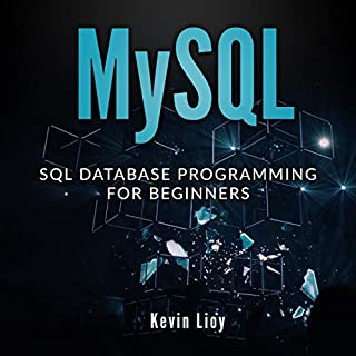 MYSQL: SQL Database Programming for Beginners cover art