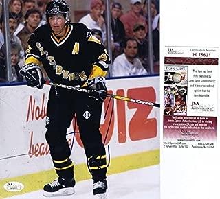 Jaromir Jagr Signed Photograph - 8x10#H75621 - JSA Certified - Autographed NHL Photos