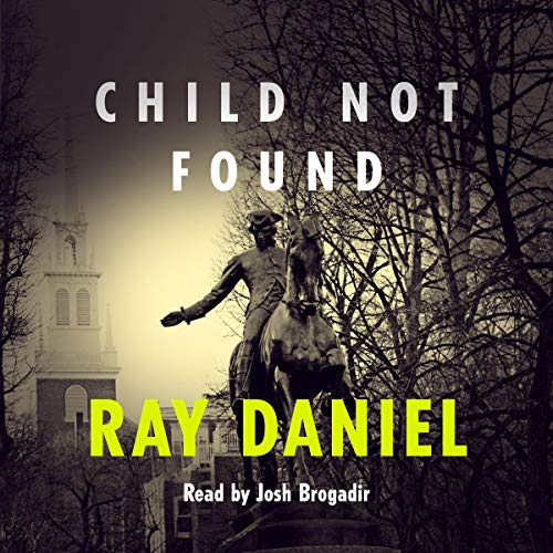 Child Not Found audiobook cover art