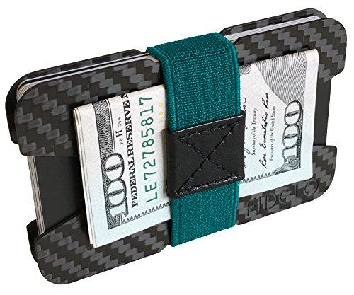 Our #10 Pick is the Fidelo Carbon Fiber Minimalist Money Clip