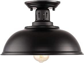 Best black farmhouse lighting fixtures Reviews