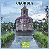 Georgia Calendar 2022: Official US State Georgia Calendar 2022, 16 Month Calendar 2022