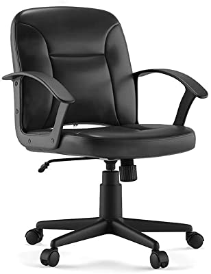 Urban Ladder Barry Study Chair, Colour : Black