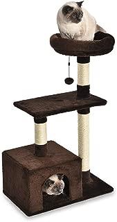 AmazonBasics Árbol para gato, con torre base, S