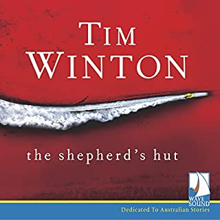 The Shepherd's Hut                   By:                                                                                                                                 Tim Winton                               Narrated by:                                                                                                                                 Kate Mulvany                      Length: 6 hrs and 13 mins     592 ratings     Overall 4.6