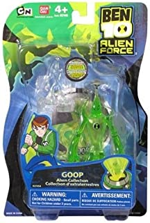 Goop Ben 10 Alien Collection 4