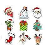 YKHENGTU Christmas Stickers for Hydro Flask,Vsco Girls Stuff,Cute Trendy Stickers for Teens, Water Bottle,Laptop,Phone,Travel Durable Vinyl(35 Pack)