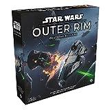 Fantasy Flight Games FFGD3007 Star Wars Outer Rim, Multicolor