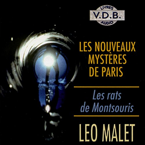 Couverture de Les rats de Montsouris