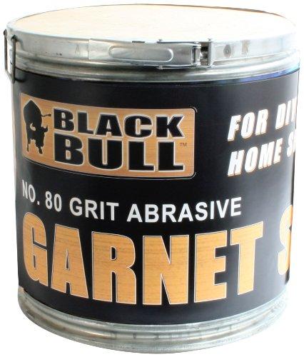 Black Bull SBGARN 80 Grit Garnet Sand