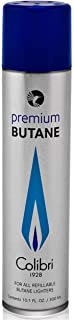 Colibri 300ml 10.1 Fluid Ounce Premium Butane Fuel Gas Refill