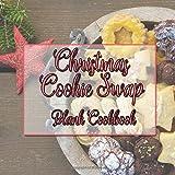 Christmas Cookie Swap Blank Cookbook