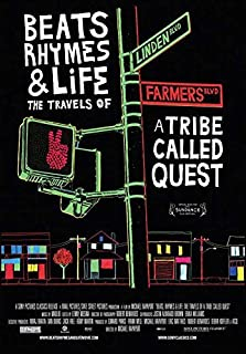 Beats Rhymes & Life: The Travels of a Tribe Called Quest POSTER (11
