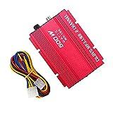 DollaTek kinter ma150 12v mini 2ch stereo hifi amplificatore di potenza per auto altoparlante audio mp3 con usb