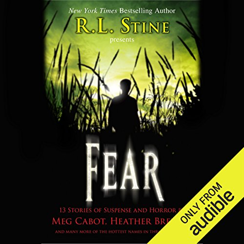 Fear: 13 Stories of Suspense and Horror audiobook cover art