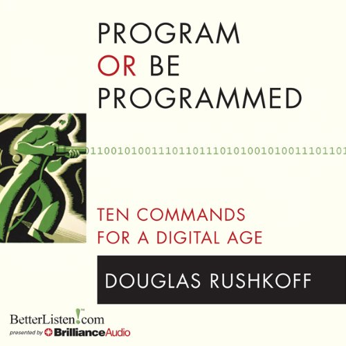 Program or Be Programmed cover art
