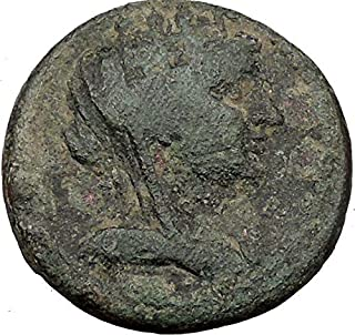 1000 GR TARSUS Cilicia PYRE SANDAN on LION Ancient Greek coin Good