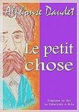 Le petit chose - Histoire d'un enfant - Format Kindle - 9782374630229 - 2,49 €