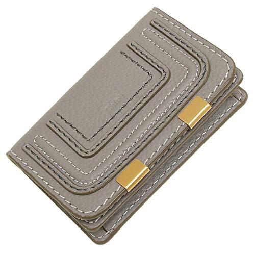 [クロエ]カードケースレディースマーシーCHLOECHC19WP574161053グレー[並行輸入品]