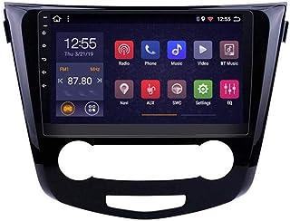 GPS Mandos de Volante USB Dasaita 9 Android 9.0 1 DIN Radio Coche Pantalla Tactil 4G RAM 32G RAM para Nissan Qashqai J10 2008 2009 2010 2011 2012 2013 2014 Autoradio Bluetooth Soporte WiFi Dab