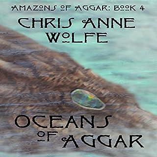 Oceans of Aggar audiobook cover art